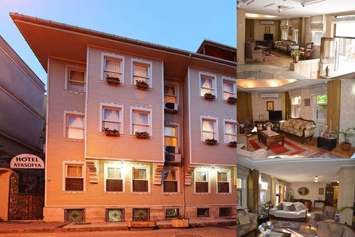 Ayasofya Hotel Special Class photo collage