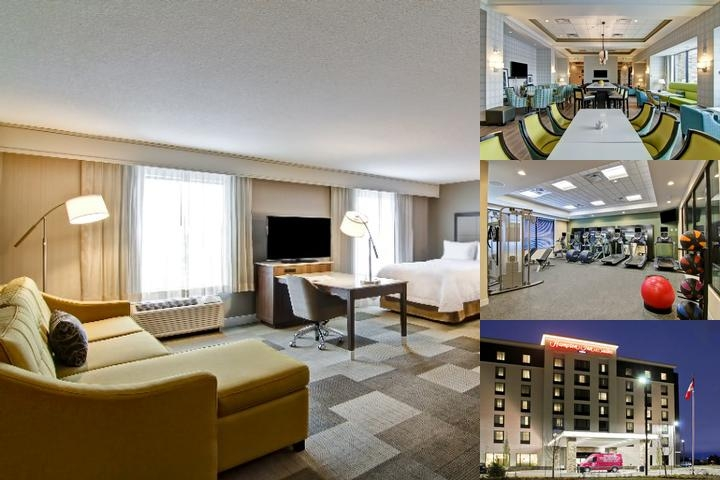 Hampton Inn & Suites Saskatoon Airport photo collage