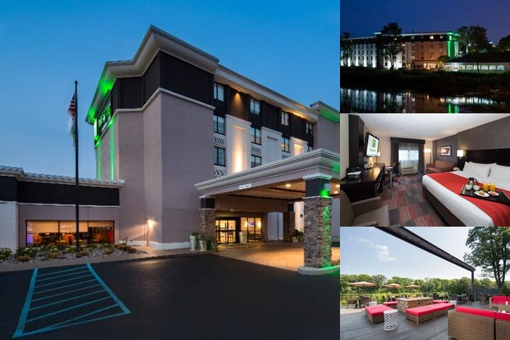 Holiday Inn Milwaukee Rivefront photo collage