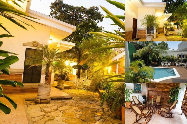Hotel El Almendro photo collage