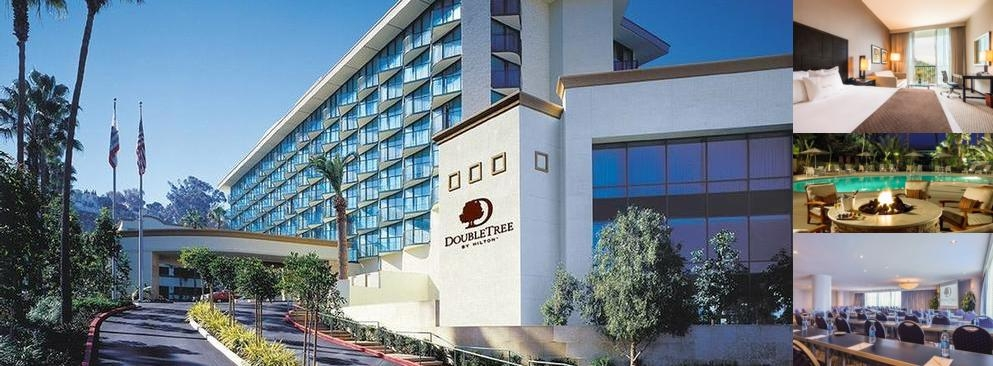 Doubletree by Hilton San Diego Hotel Circle photo collage