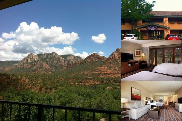 The Orchards Inn of Sedona photo collage