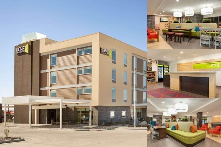 Home2 Suites by Hilton Gillette Wy photo collage