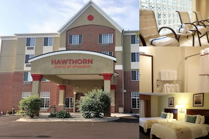 Candlewood Suites Fitchburg photo collage
