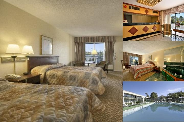 Ramada Pikesville Baltimore North photo collage