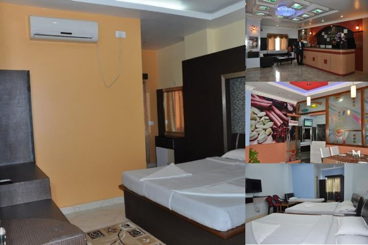 Hotel Barbareek Inn photo collage