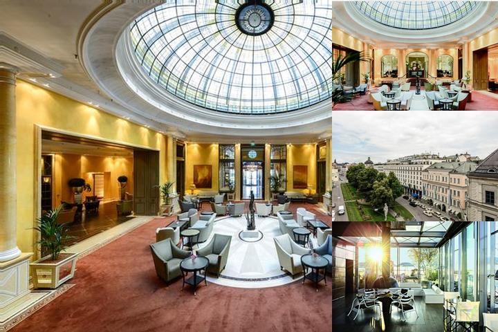 Hotel Bayerischer Hof photo collage