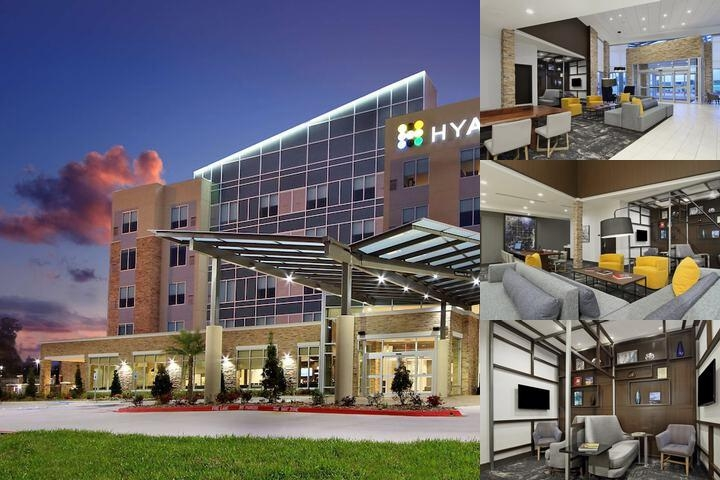 Hyatt Place Houston Katy photo collage