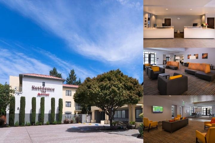 Residence Inn Palo Alto Menlo Park photo collage
