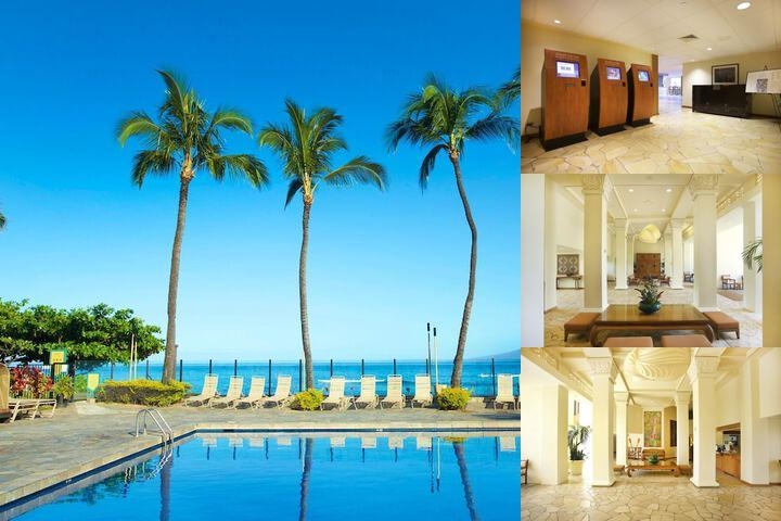 Aston Kaanapali Shores photo collage