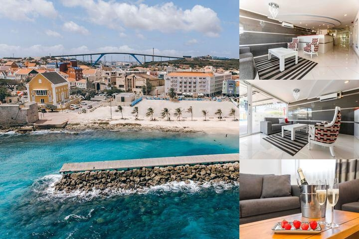 City Suites Curacao photo collage