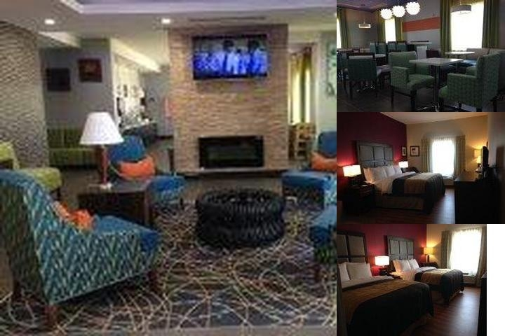 Comfort Inn & Suites Tulsa West photo collage