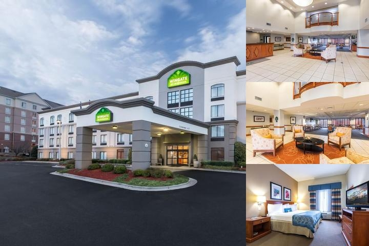Wingate By Wyndham Charlotte Concord Mills Sdway Photo Collage