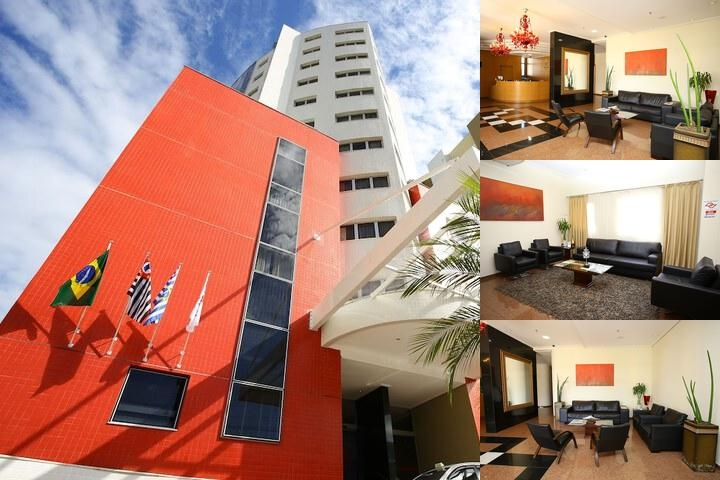Faro Hotel Sao Jose Dos Campos photo collage