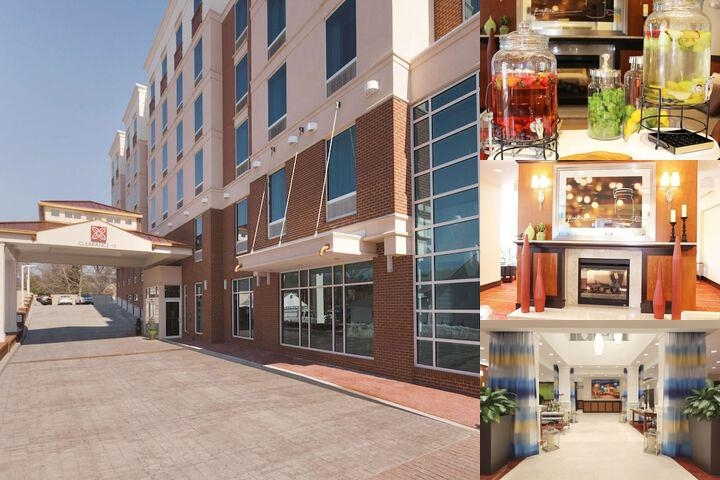 Hilton Garden Inn Falls Church photo collage