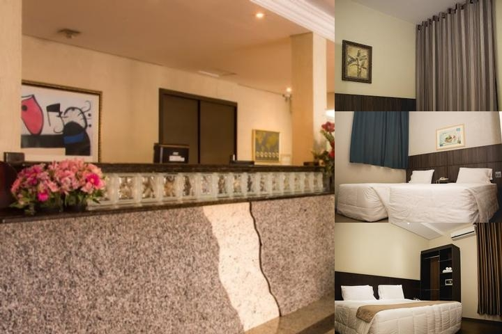 Hotel Foz Do Iguaçu photo collage