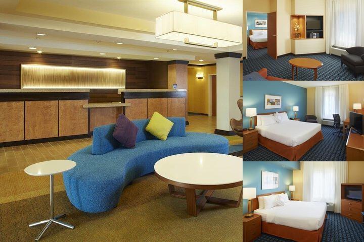 Fairfield Inn Suites Atlanta East Lithonia Ga 7850 Stonecrest Sq 30038