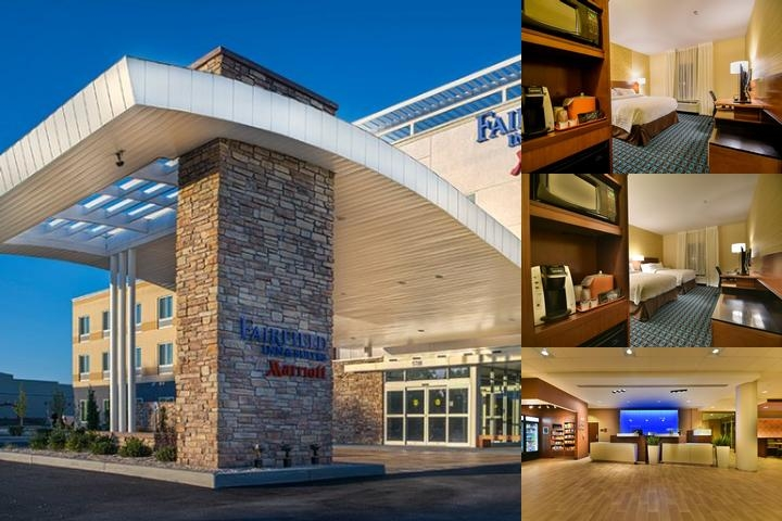 Fairfield Inn & Suites Provo Orem photo collage