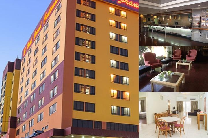 Hotel Grand Continental Kuantan photo collage