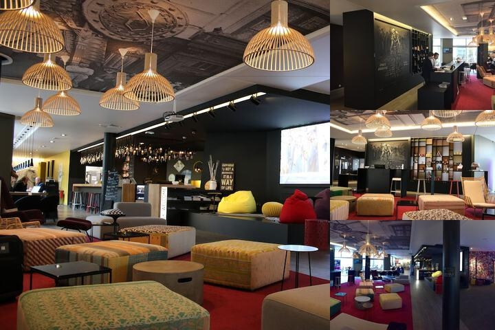 Novotel Lille Centre Gares Hotel photo collage