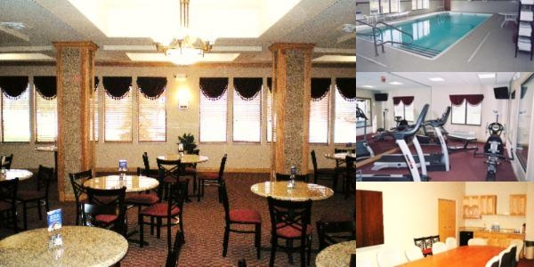 Holiday Inn & Suites Grand Blanc photo collage