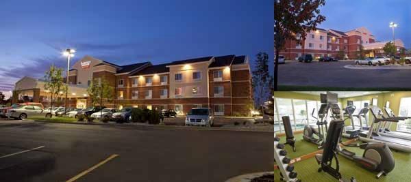 Fairfield Inn Suites Flint Fenton Mi 3125 West Silver Lake Rd 48430