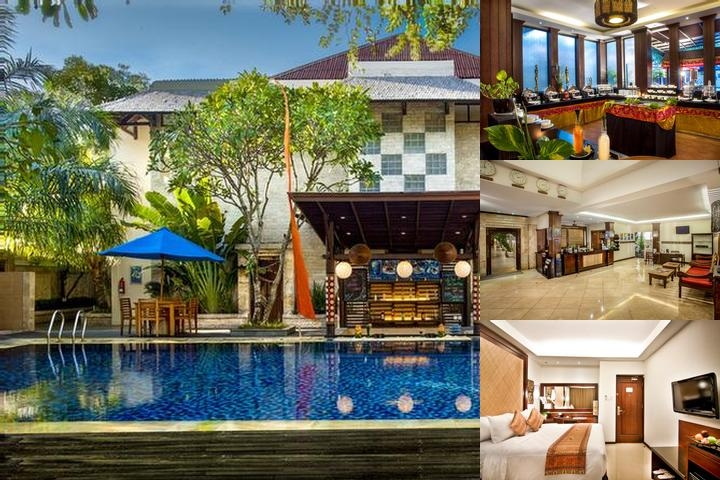 Best Western Resort Kuta photo collage