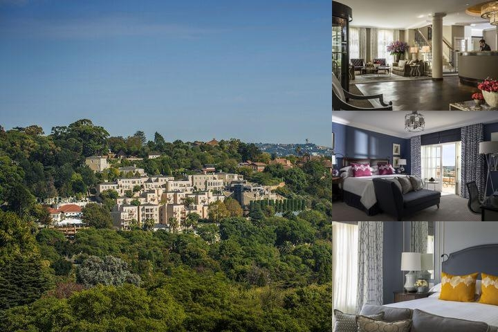 Four Seasons Hotel The Westcliff photo collage