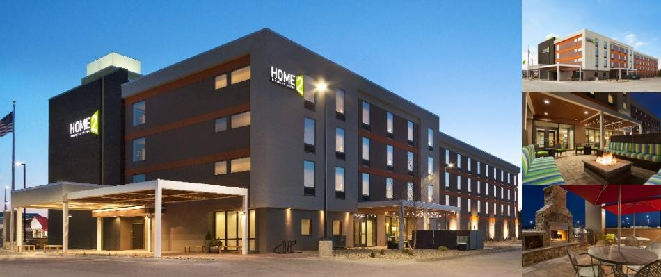 Home2 Suites by Hilton Champaign / Urbana photo collage