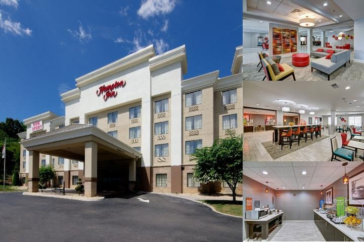 Hampton Inn Salem photo collage