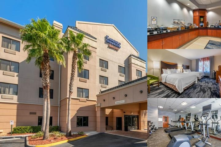 Fairfield Inn & Suites Holiday / Tarpon Springs photo collage