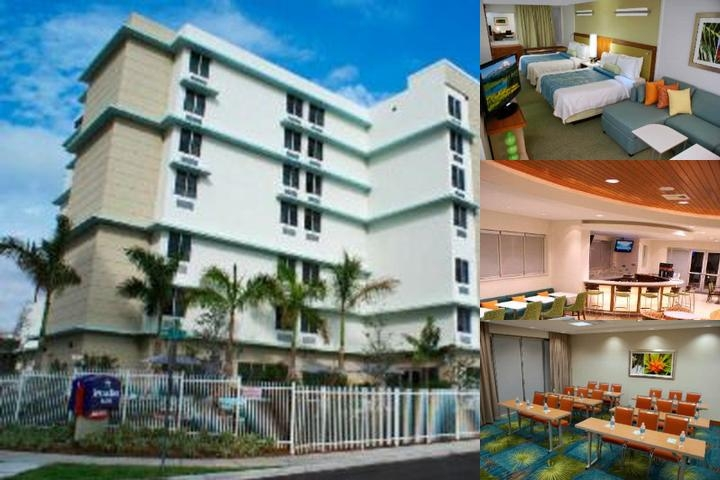 SpringHill Suites Miami Downtown/Medical Center photo collage