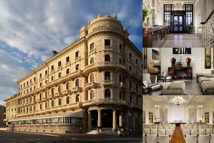 Grand Hotel Principe Di Piemonte photo collage