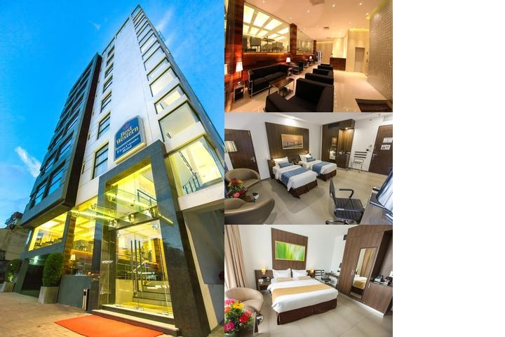 Best Western Elyon Colombo photo collage