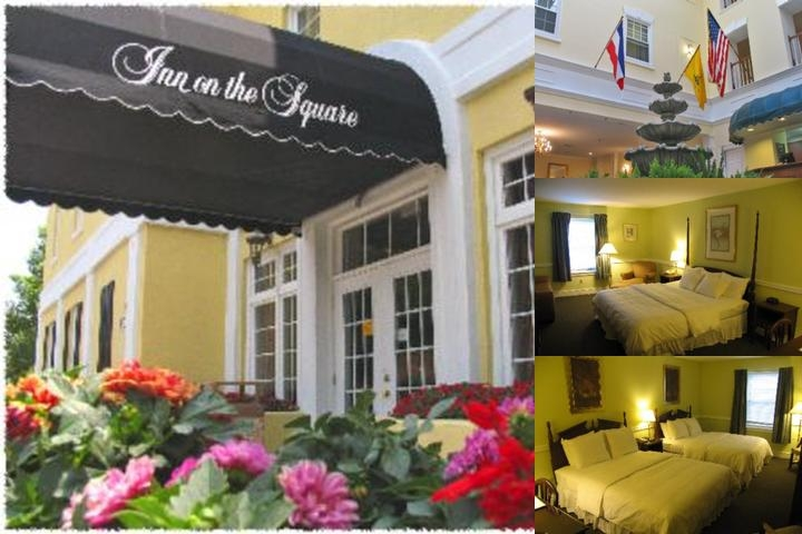 Inn on the Square photo collage