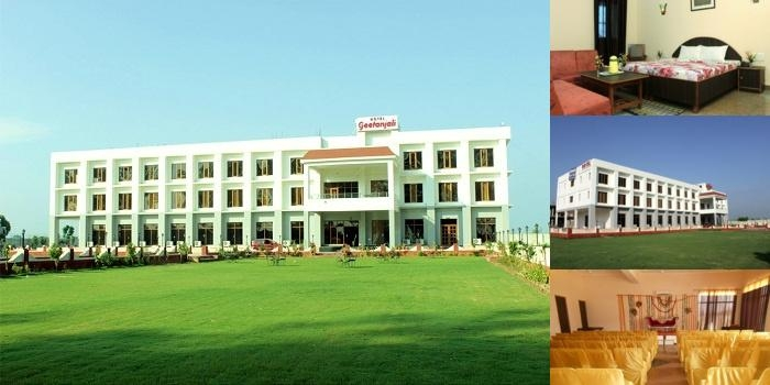 Geetanjali Hotel & Motel photo collage