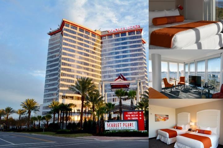 Scarlet Pearl Casino Resort photo collage