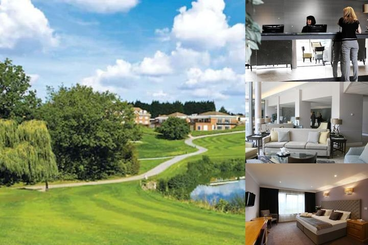 Stoke by Nayland Hotel & Spa photo collage