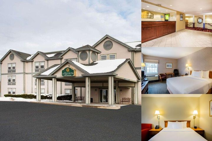 La Quinta Inn & Suites St. Albans photo collage