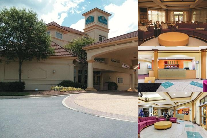 La Quinta Inn & Suites Raleigh Cary photo collage