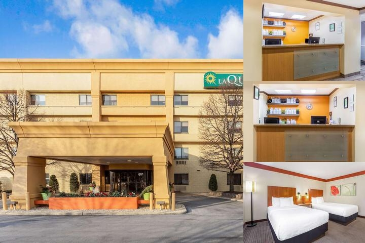 La Quinta Inn photo collage