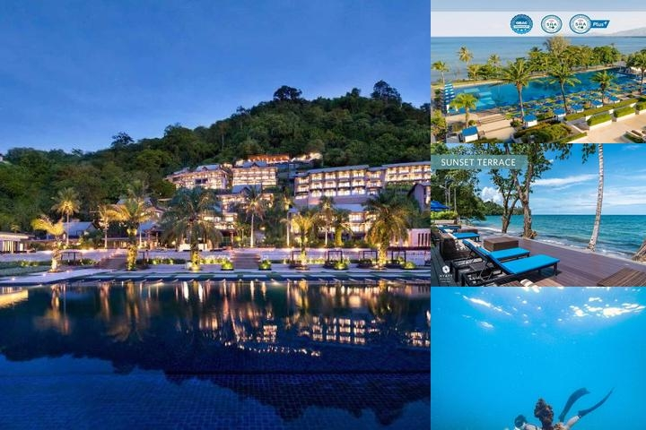 Hyatt Regency Phuket Resort photo collage