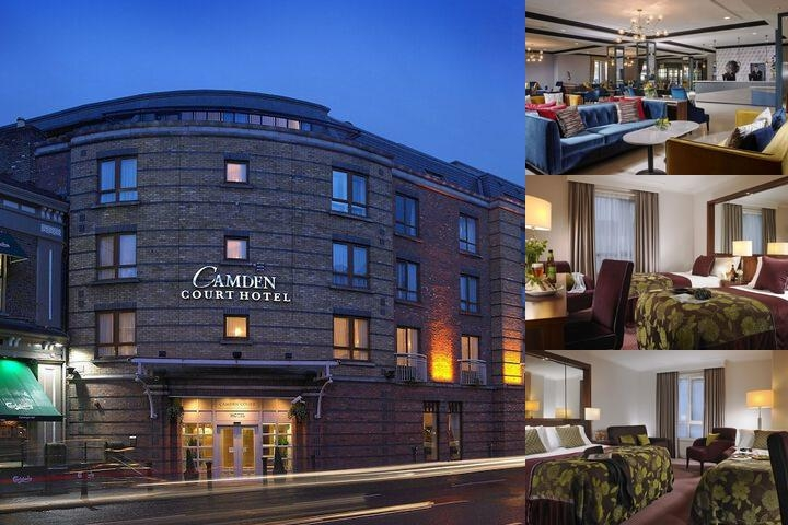 The Camden Court Hotel photo collage