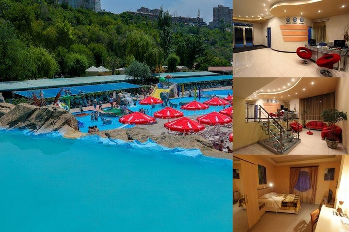 Aquatek Resort & Spa photo collage