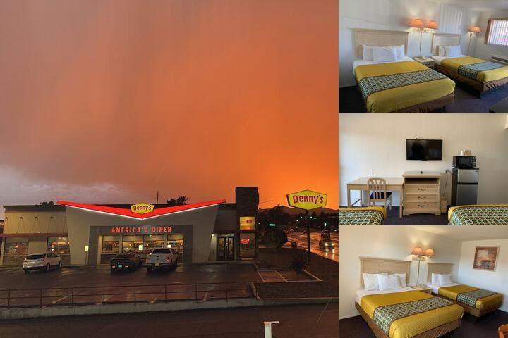 Copper Manor Motel photo collage