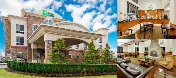 Holiday Inn Express East End photo collage