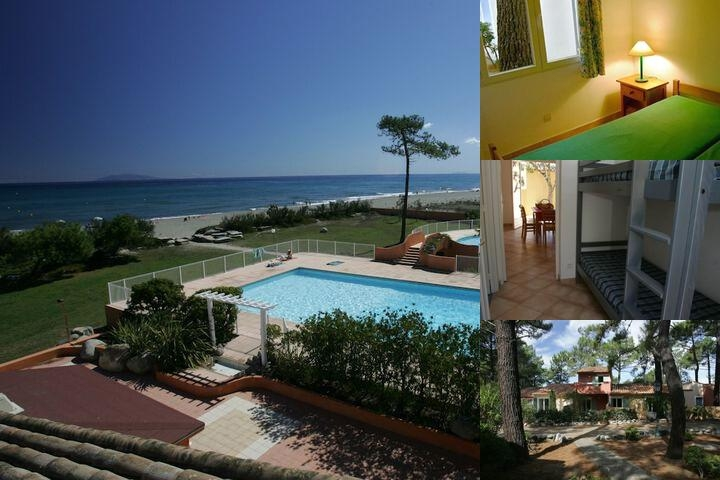 Adonis Borgo Residence Cala Bianca photo collage