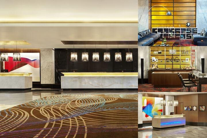 Le Meridien photo collage