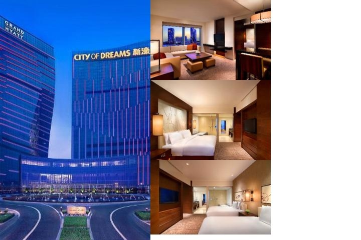 Grand Hyatt Macau photo collage