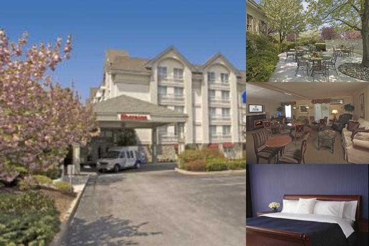 Sheraton Great Valley Hotel photo collage